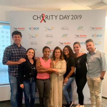 Raí, Zeti, Minotauro, estilista Marta Medeiros e mais famosos participaram do Charity Day 2019 do BGC Liquidez