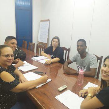 Reunião pedagogica