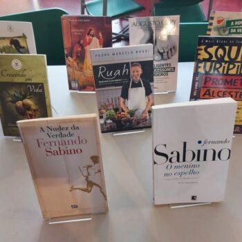 livros doados Teresa Cristina 2