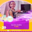 17 – Sara Silva de Brito, 7 anos-min